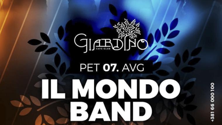 Acoustic Night – Il Mondo Band