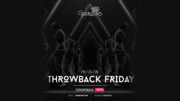 Throwback Friday
